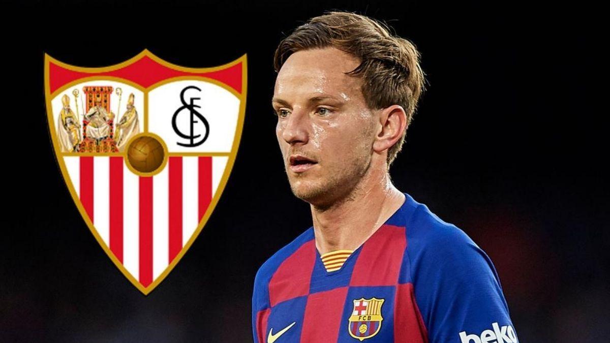 ខ្សែបម្រើ Ivan Rakitic បានចាកចេញពីក្លិប Barcelona ទៅចូលរួមជាមួយក្លិប Sevilla ក្នុងតម្លៃផ្ទេរ៩លានអឺរ៉ូ